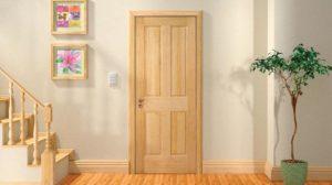 Двери из массива Cосны